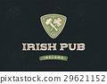 label irish pub 29621152