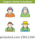 avatar, worker, support 29621284