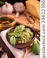 Fresh italian pesto 29622366