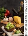 Italian fresh basil pesto 29622582