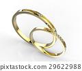 golden wedding rings 29622988