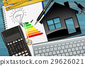 Energy Efficiency Rating with House Model 29626021