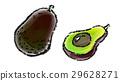 vegetables, vegetable, fruit 29628271