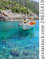 Beautiful lanscape of Zakinthos island 29635419
