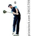 高尔夫球手 高尔夫 男性 29635709