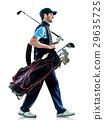 高尔夫 高尔夫球手 男性 29635725