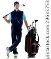 高尔夫 高尔夫球手 男性 29635753
