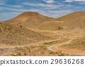 Car on a dirt road, Guelmim-Es Semara, Morocco 29636268
