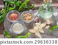 fresh, ingredient, pesto 29636338