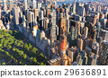 Aerial view of Central Park 29636891