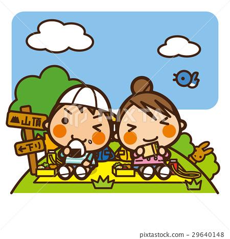 Waseda Kids excursion lunch box 29640148