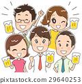 啤酒 淡啤酒 酒会 29640253