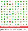 100, green, ecology 29642712