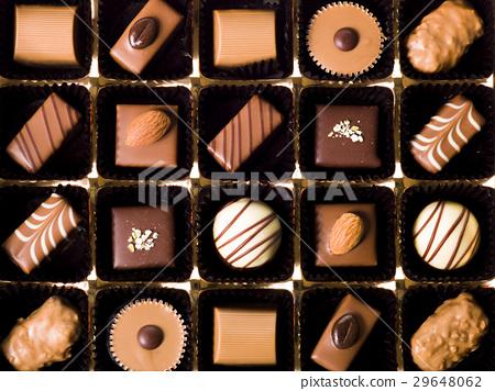巧克力(情人節的形象) 29648062