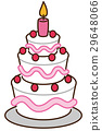 裝飾蛋糕 29648066