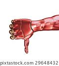 robot, hand, cyborg 29648432