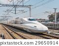 东海道新干线N 700系列新横滨站 29650914