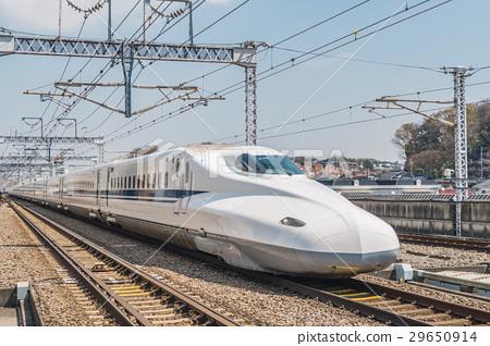 Tokaido Shinkansen N 700 series Shin-Yokohama Station 29650914