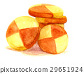 쿠키 일러스트 수채화 (2) 29651924