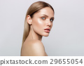 Beauty portrait of model with natural make-up 29655054