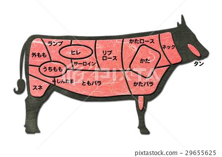 牛肉 奶牛 牲口 29655625