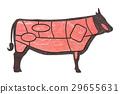 牛肉 奶牛 牲口 29655631