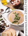 버섯, 식품, 음식 29655749