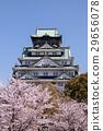春天大阪城 29656078