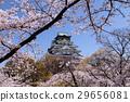 大阪城 城堡塔楼 天守阁 29656081
