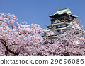 大阪城 城堡塔楼 天守阁 29656086