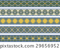无缝的 装饰性的 设计 29656952