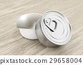 can, 3d, tin 29658004