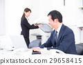 a, businesswoman, office 29658415