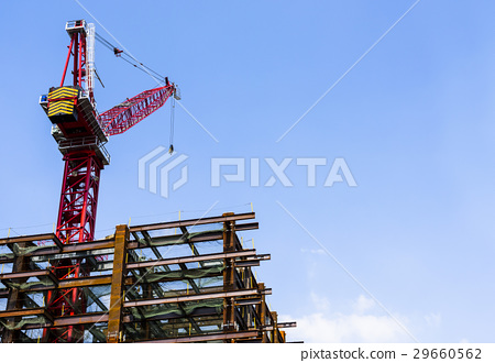 Structure of steel for building construction 29660562