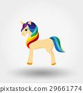 Unicorn. Vector illustration 29661774