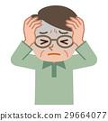頭疼 頭痛 身體虛弱 29664077