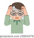 头疼 头痛 身体虚弱 29664078