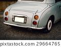 car classic headlight 29664765