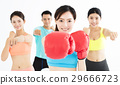 people boxing group 29666723