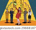 事业女性 商务女性 商人 29668187