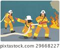 消防員 人物 人 29668227