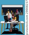 事業女性 商務女性 商務人士 29668237