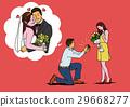 夫婦 一對 情侶 29668277