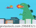 恐龍 怪物 妖怪 29668321