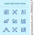 icon Architecture construction 29668327