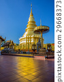 Golden Pagoda in thailand 29668373