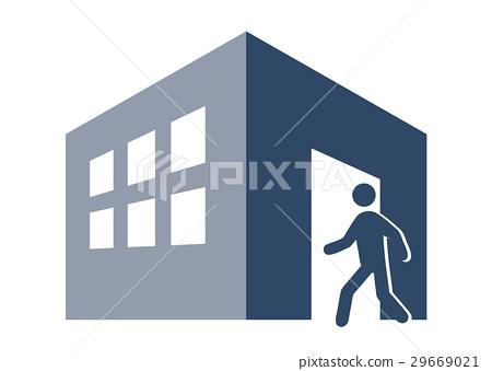 Building icon 29669021