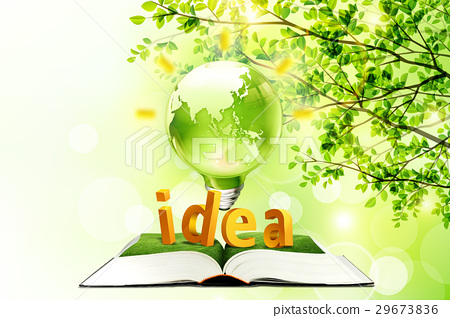 Ecology Idea Concept. 29673836