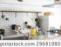 斯堪的納維亞設計廚房 29681980