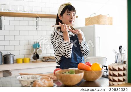 廚房 中式料理 料理 29682326